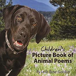 amazon com children s picture book of animal poems ebook leila