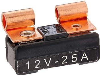 Amazon com: Bussmann CBF-25 Circuit Breaker (Type II, Glass