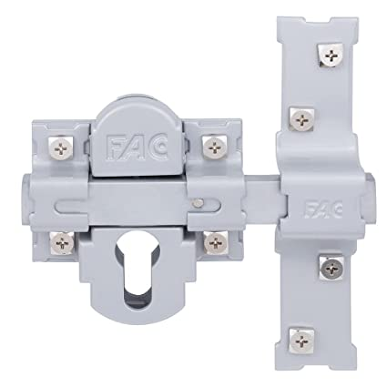 Fac 3010566 Cerrojo plata sin cilindro (311-l / 80)