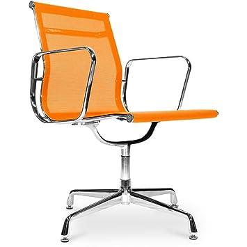 Oficina Inspirada Por Ea De Eames Aluminium Group 108 Silla OPn0kw