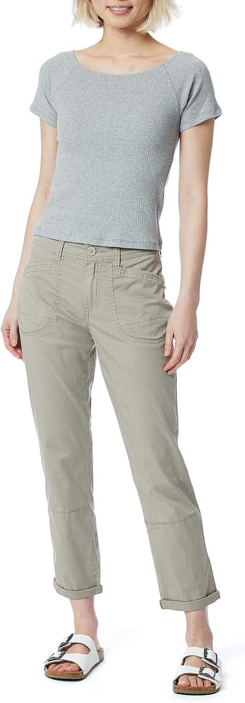 UNIONBAY Women's Ankle Long Casual Pant