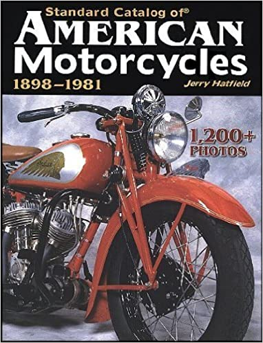 Standard Catalog of American Motorcycles 1898-1981