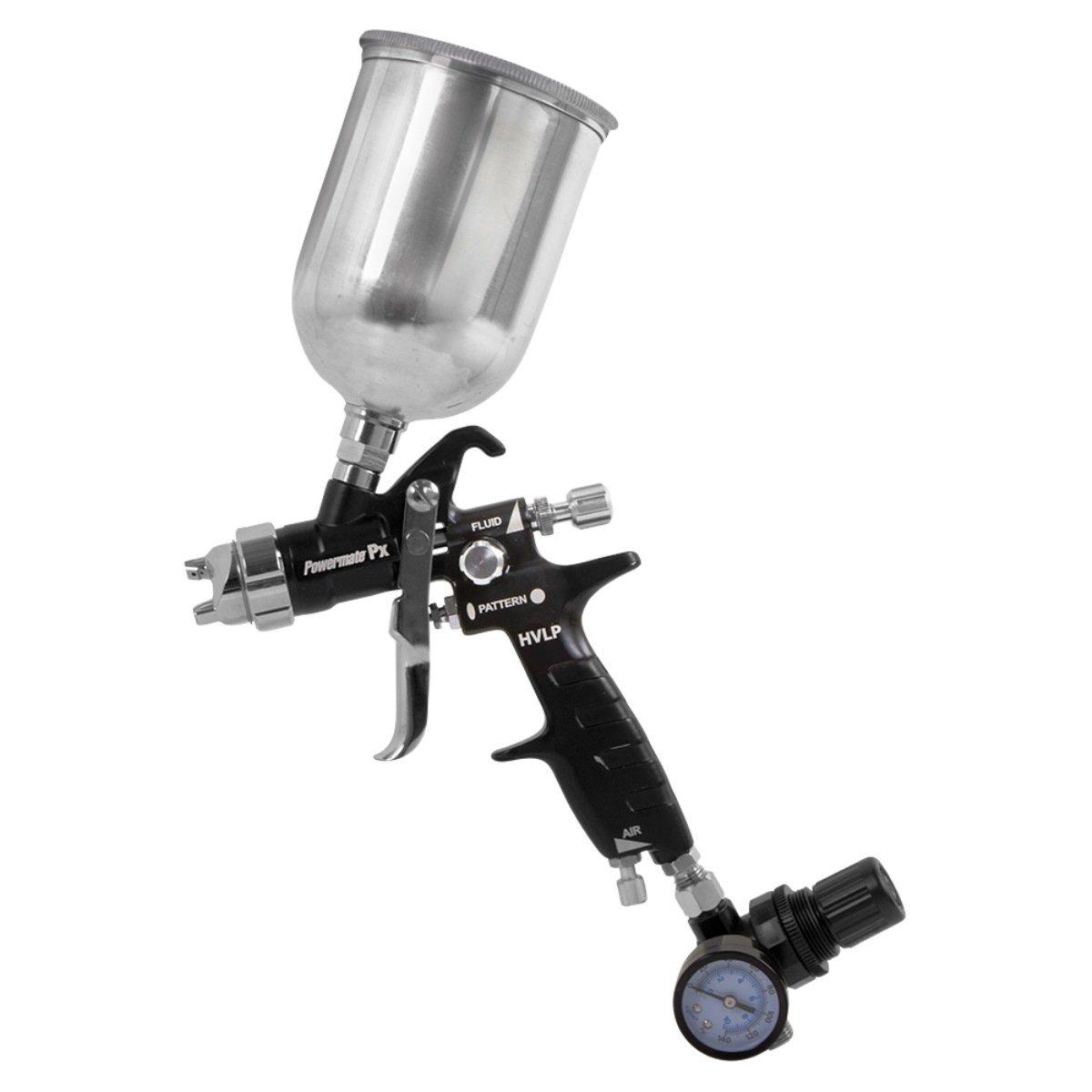 Powermate Px P010-0037SP Hlvp Gravity Feed Spray Gun