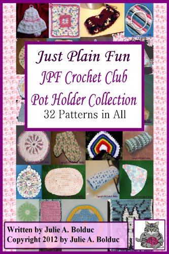 Collection Trivet - JPF Crochet Club Potholders Collection