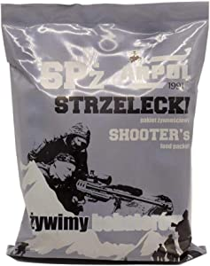 Polish MRE For Sniper Army Ration Meal Ready To Eat Emergency Food Supplies Genuine Military (Menu 1)