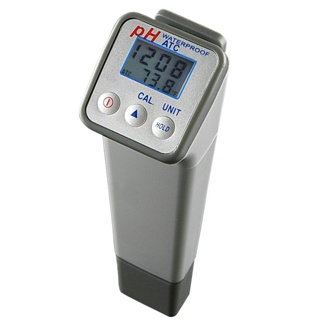 Waterproof Ph Temperature Meter ATC Digital Water Quality Tester (Water Quality Tester (869-0))