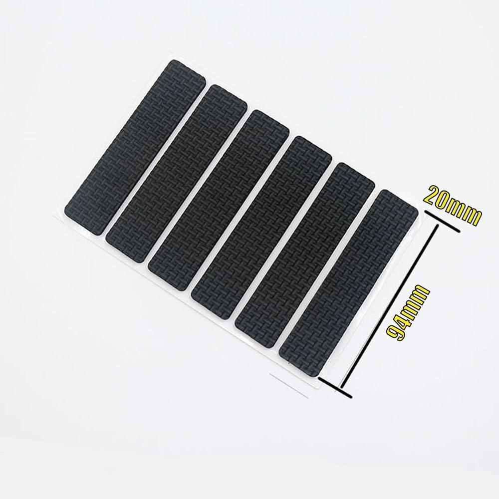 para proteger suelos laminados y de madera Round 22mm EVA Protectores de suelo de Shinecozy para sillas