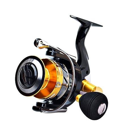 FRHP Spinning Fishing Reel Metal Ultra Liso All-Metal CNC Rocker ...