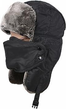 Mysuntown Unisex Winter Hat Hunting