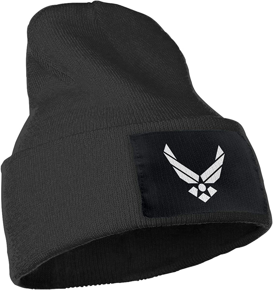 Zml0pping US Air Force USAF Unisex Winter Beanie Hat
