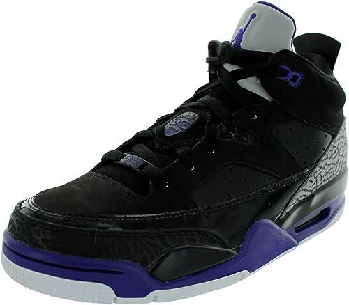 Alabama incondizionato Orale  Nike – Jordan Son of Mars Basso * * Rare Edizione Limitata – Nero UVA  Bianco Ghiaccio, Nero (Black), 44: Amazon.it: Scarpe e borse