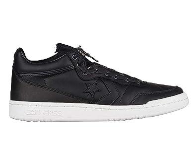 Converse Men s Fastbreak MID Zip Shoe Black White (8 D(M) US 0598cbba3