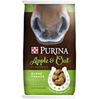 Purina Apple and Oat Flavored Horse Treats, 15 Pound Bag