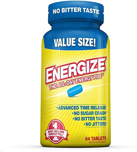 iSatori Energize Caffeine Pill
