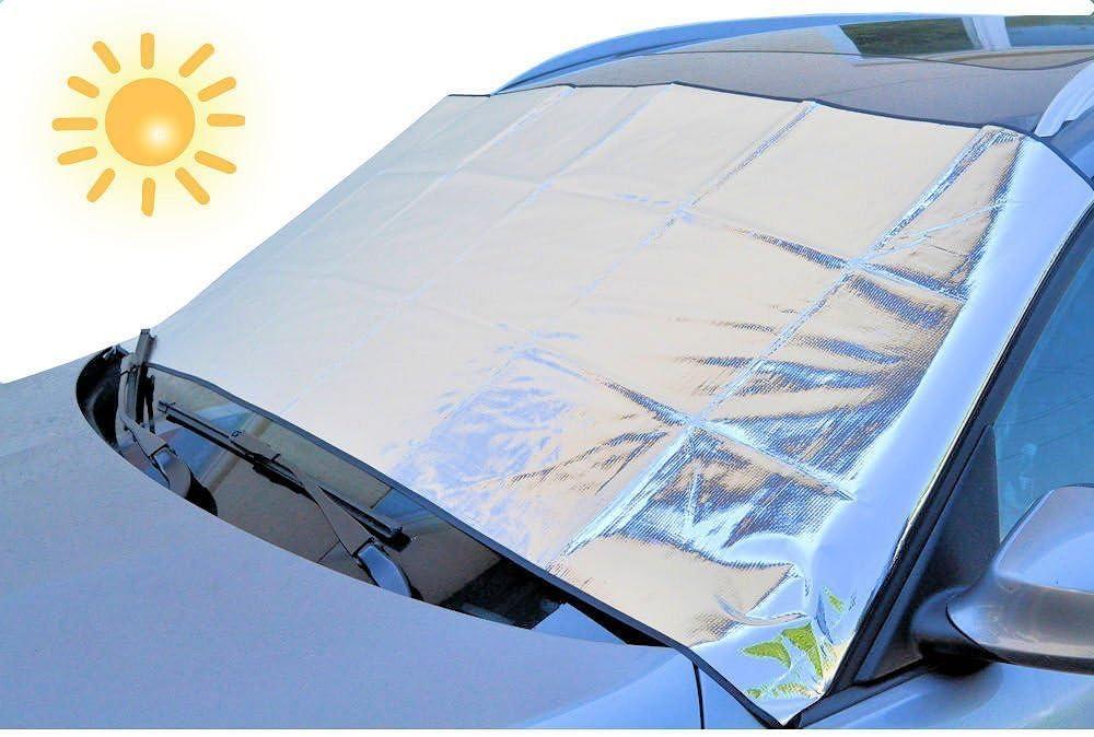 Auto Scheibenabdeckung Thermo Scheiben Schutz Für Winter Und Sommer Auto