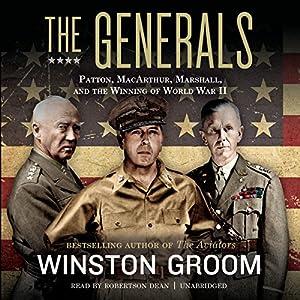 The Generals Audiobook