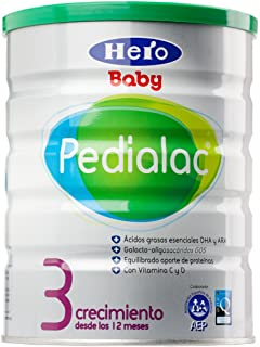 Hero Baby Pedialac 3 leche 800 g