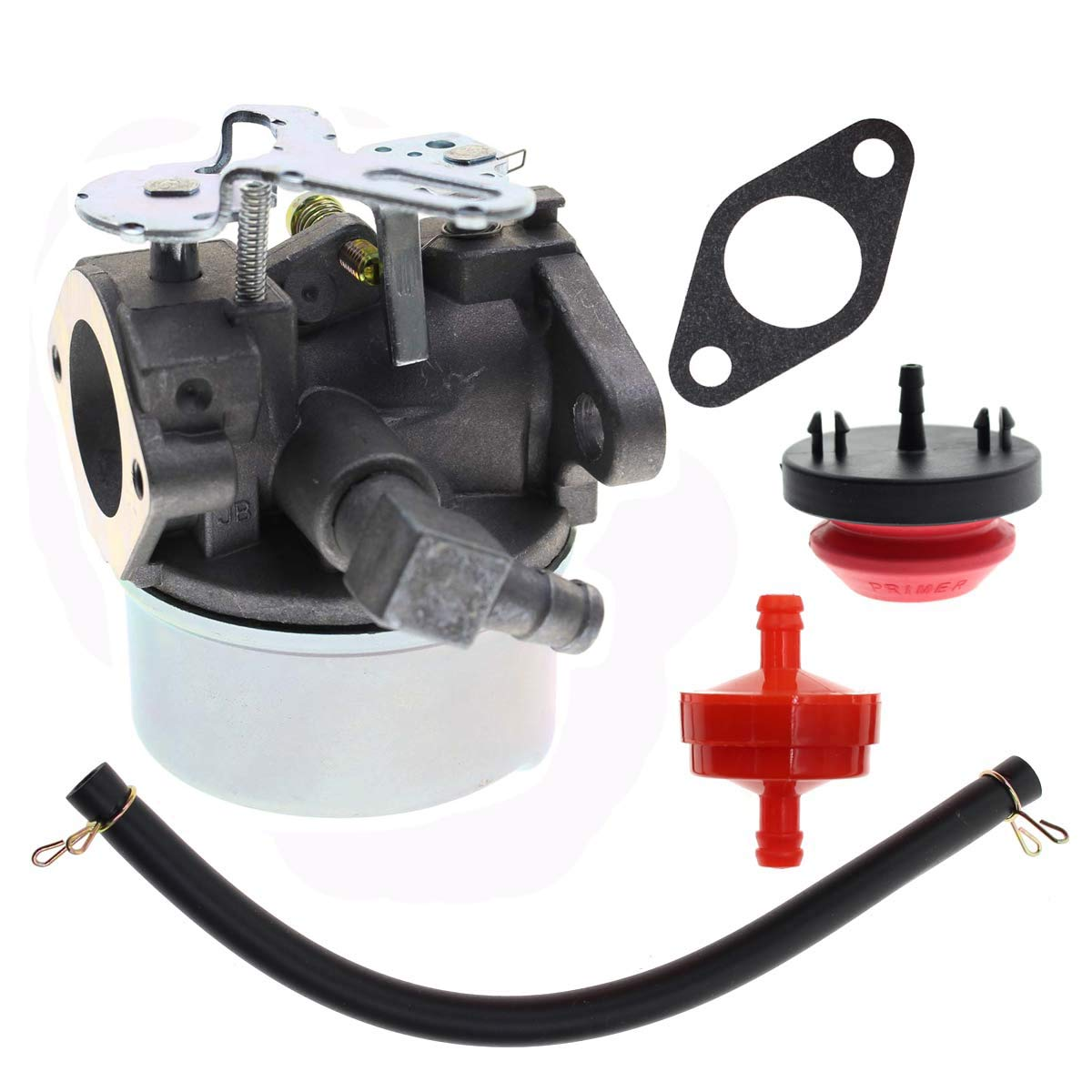 MOTOALL Carburetor for Tecumseh 632107 640084 632107A 640084A 640084B 640299 Craftsman Yard Machine Sears MTD SNOWBLOWER SNOWKING 5HP Engine Toro 38035 38052 38054 38052C 38035C 38056 38056C 421 521