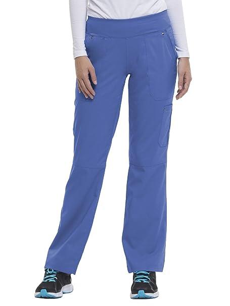 7435239ca0f Purple Label by Healing Hands Tori Yoga Scrub Pant Tangerine Pewter:  Amazon.ca: Clothing & Accessories