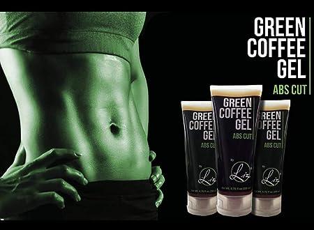 Green Coffee Gel ABS CUT