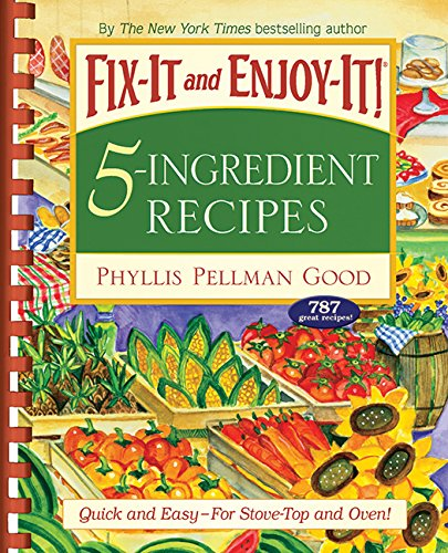 Fix Enjoy 5 Ingredient Recipes Easy product image
