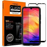 Spigen, Vetro Temperato per Xiaomi Redmi Note 7 / Xiaomi Redmi Note 7 PRO, Copertura Totale, Custodia Compatibile, Durezza 9H (AGL00078)