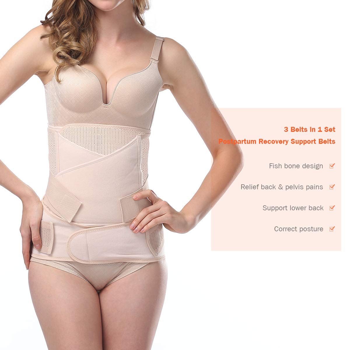d6289aee4c7 Postpartum Belly Wraps