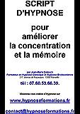 Pour améliorer la concentration et la mémoire