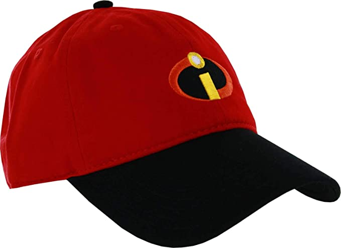 Concept One Accessories Incredibles Logo Dad Cap Standard at Amazon ... 01db3649847