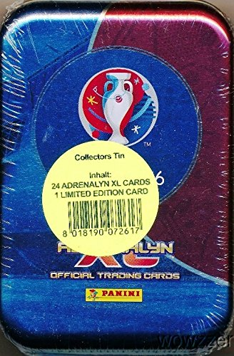 2016-panini-adrenalyn-xl-uefa-euro-france-factory-sealed-collectors-tin-with-4-booster-packs-limited