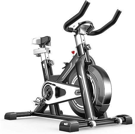 Zavddy-SP Bicicletas estáticas y de Spinning Bicicleta Inteligente de hilatura Avanzada con computadora de Entrenamiento y Entrenador de Cruz elíptica for Ejercicio Bicicleta de Ejercicio: Amazon.es: Hogar