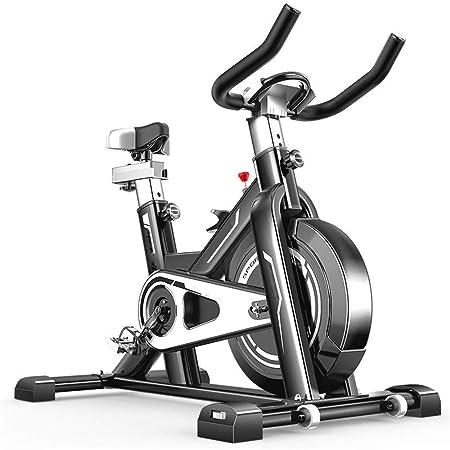 Bangxiu Bicicleta estática de Fitness Bicicleta Inteligente de ...