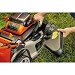 BLACK AND DECKER 60 V MAX POWERSWAP 20 In. 21 Powerswap lets you quickly swap batteries with the push of a button Autosense technology conserves Battery power when possible to give you extended runtime Includes 2) 2.5 Ah - 60V max Lithium batteries give you twice the runtime per re-charge