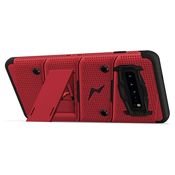 Amazon.com: Zizo Bolt - Funda para Galaxy S10 5G (protección ...