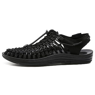 4f55e277bea9 Amazon.com  Summer Comfort Sandals Fashion Design Casual Men Sandals ...
