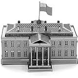 Fascinations Metal Earth White House 3D Metal Model Kit