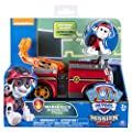 Paw Patrol - Mission Paw - Marshall's Mission Fire Truck from Spin Master