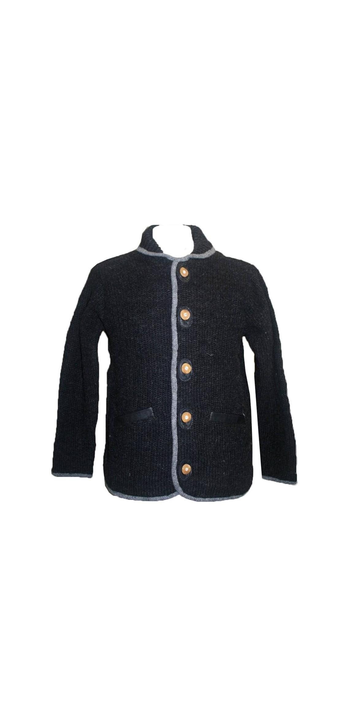 Lambs Wool Womens Josef Button Down Fleece