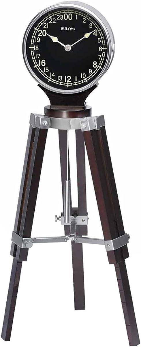 Bulova Corsair Table Top Clock – B1533