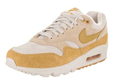 buy online b1fe9 db56e Nike Air Max 90/1 Women's Shoes Guava Ice/Wheat Gold/Summit White aq1273-800