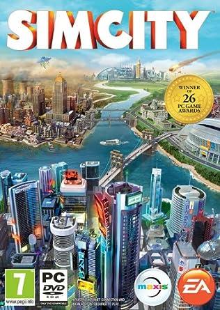 Sim City (PC DVD): Amazon co uk: PC & Video Games