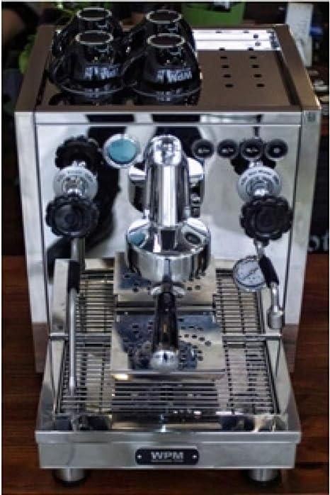 KOUDAG Cafetera Cafetera Profesional Comercial Italiana semiautomática Bomba rotativa Vapor Leche Espuma cafetera: Amazon.es: Hogar