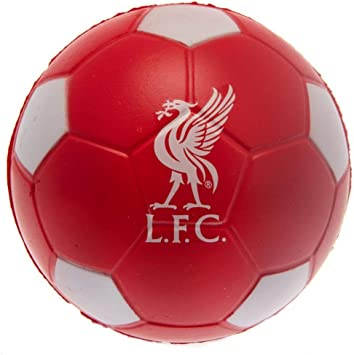 Liverpool F.C. Pelota antiestrés: Amazon.es: Juguetes y juegos