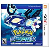 Pokémon Alpha Sapphire - Nintendo 3DS - - Standard Edition