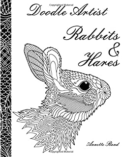Amazon Silly Rabbits A Coloring Book For Adults