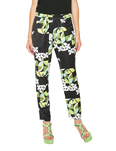 Desigual PANT_IOLI - Pantalones Mujer