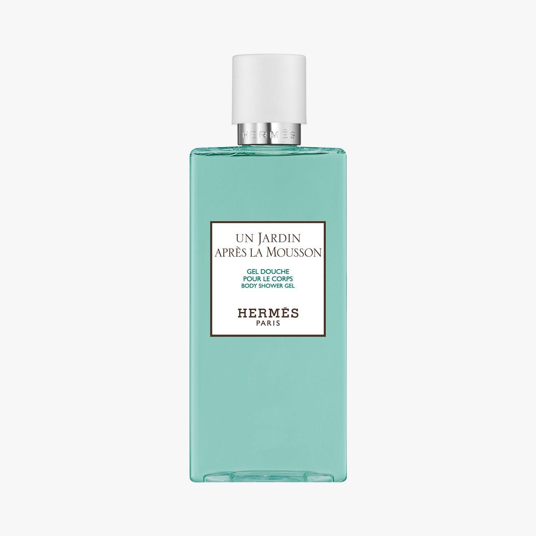 Hermès - Gel perfumado para ducha y baño un jardin après la mousson: Amazon.es: Belleza