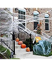 Tanger 240 g spinnenweb Halloween decoratie rekbaar net decoratief spinnenweb