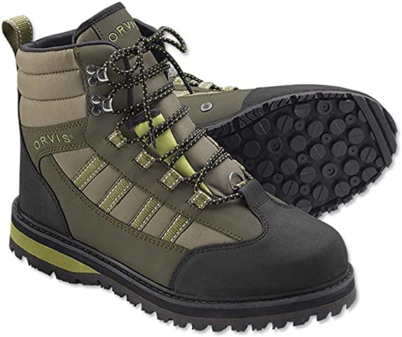 Orvis Encounter Wading Boot - Rubber/Only River Guard Encounter Boot