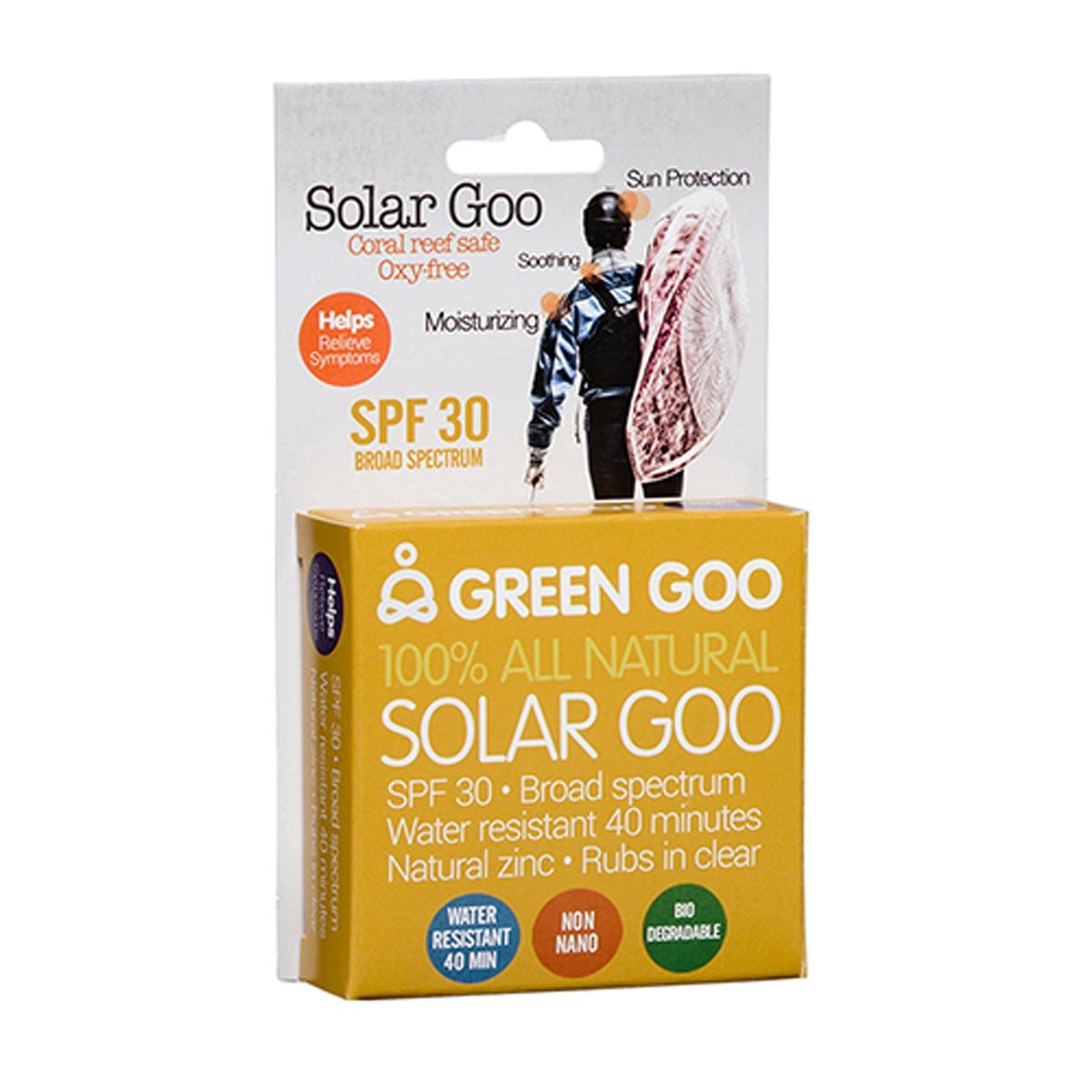 Green Goo All-Natural Relief (Solar Goo, Large Tin)